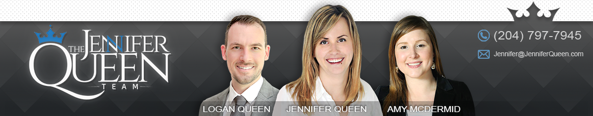 Jennifer Queen Team Website Header