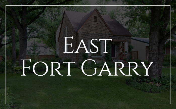 East Fort Garry Winnipeg