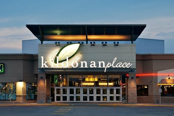 Kildonan Place Mall in Transcona