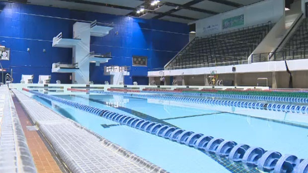 River Heights Pan Am Pool Winnipeg