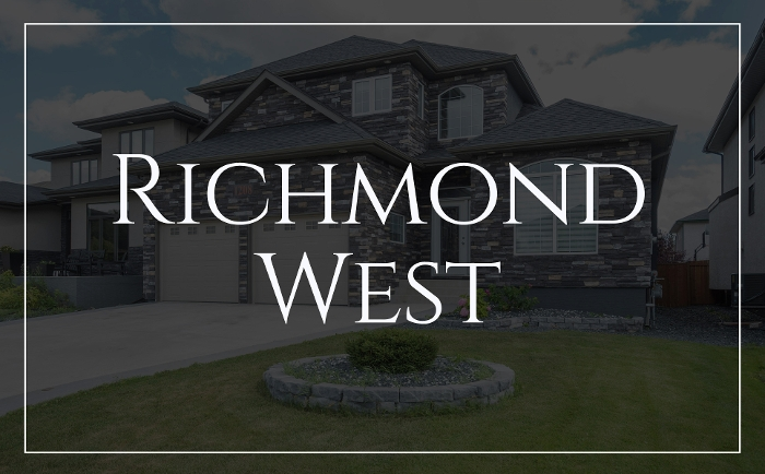 Richmond West Winnipeg Neighbourhood