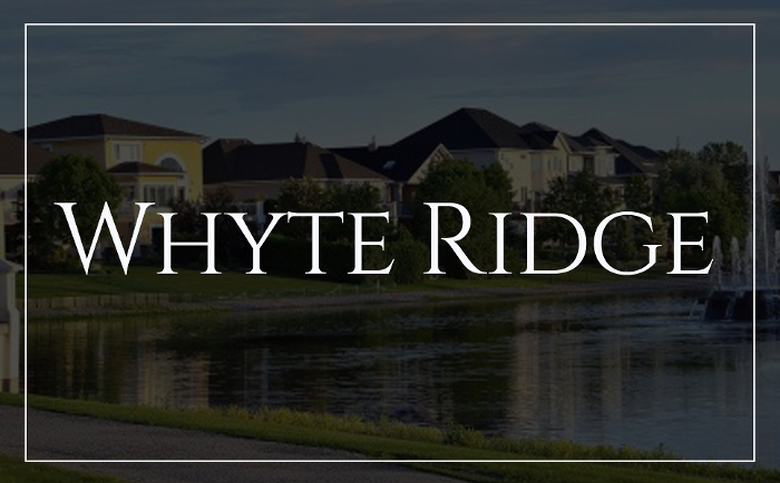 Whyte Ridge Winnipeg Real Estate